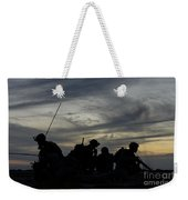 Air Traffic Controllers Set Weekender Tote Bag