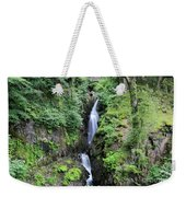 Aira Force Waterfall, Aira Beck, Ullswater, Lake District Weekender Tote Bag