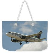 Airbus A320 Denver International Airport Weekender Tote Bag