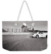 Airfield Drifting Weekender Tote Bag