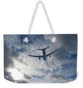 Airliner 01 Weekender Tote Bag
