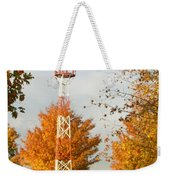 Airport Tower Weekender Tote Bag