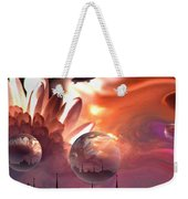 Airship Commander... Weekender Tote Bag