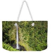 Akaka Falls, Hawaii Weekender Tote Bag