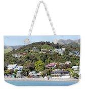 Akaroa Resort Town Weekender Tote Bag