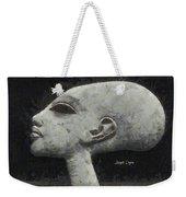 Akhenaten Was Among Us Weekender Tote Bag
