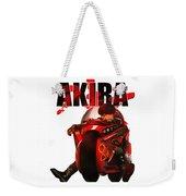 Akira Weekender Tote Bag