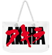 Akira Japan Anime Weekender Tote Bag