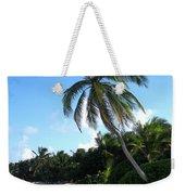 Akumal Sur Beach 01 Weekender Tote Bag