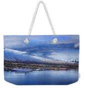 Akureyri Port Weekender Tote Bag
