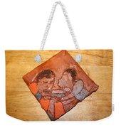 Akuweeke - Tile Weekender Tote Bag