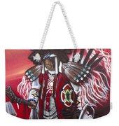 Akwesasne Mohawk Weekender Tote Bag