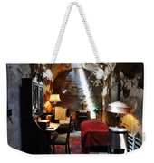 Al Capone's Cell - Eastern State Penitentiary Weekender Tote Bag