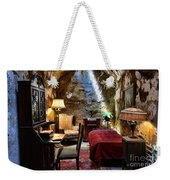 Al Capone's Cell - Scarface - Eastern State Penitentiary Weekender Tote Bag
