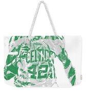 Al Horford Boston Celtics Pixel Art 7 Weekender Tote Bag