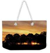 Alabama Sunrise Weekender Tote Bag