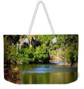 Alafia River Weekender Tote Bag