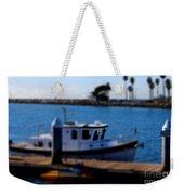 Alamitos Bay Long Beach Weekender Tote Bag
