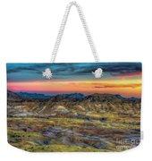 Alamo Creek Sunset Weekender Tote Bag