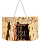 Alamo Night Window Weekender Tote Bag