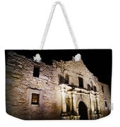 Alamo Remembrance Weekender Tote Bag