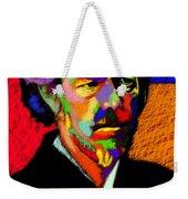 Alan Watts Portrait Weekender Tote Bag