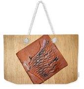 Alarm - Tile Weekender Tote Bag