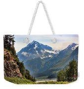 Alaska A Weekender Tote Bag