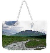 Alaska Denali National Park Landscape 1 Weekender Tote Bag