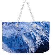 Alaska Exit Glacier Weekender Tote Bag