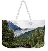 Alaska Glacier B Weekender Tote Bag