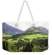 Alaska Scenery II Weekender Tote Bag