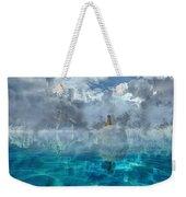 Alaskan Avalon Weekender Tote Bag