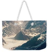 Alasks Glacier Range Denali Nation Park  Weekender Tote Bag