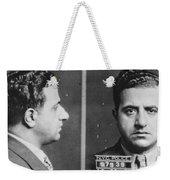 Albert Anastasia (1902-1957) Weekender Tote Bag