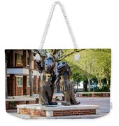 Albert And Alberta Gator Weekender Tote Bag