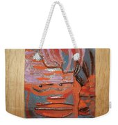 Albert And Christine - Tile Weekender Tote Bag