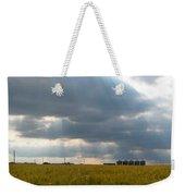 Alberta Wheat Field Weekender Tote Bag