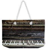 Albrecht Company Piano Weekender Tote Bag