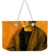 Albrecht Durer Father 1497 Weekender Tote Bag