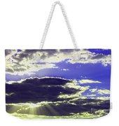 Albuquerque Sky Weekender Tote Bag