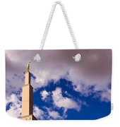 Albuquerque's Temple Weekender Tote Bag