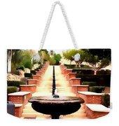 Alcazaba Fountain Weekender Tote Bag