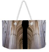 Alcobaca Monastery Church Crucifix Weekender Tote Bag