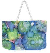 Alcohol Ink #2 Weekender Tote Bag