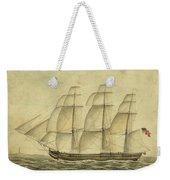 Alcono Sailing Vessel Weekender Tote Bag