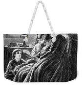 Alcott: Little Women Weekender Tote Bag