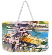 Alcoutim In Portugal 05 Bis Weekender Tote Bag