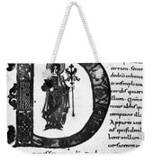 Alcuin Revision Weekender Tote Bag