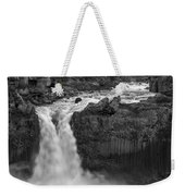 Aldeyjarfoss Waterfall Iceland 3353 Weekender Tote Bag